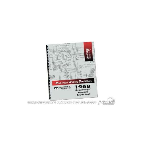 1968 Pro Wiring Diagram Manual